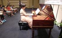 ピアニスト丹野めぐみさん