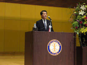 IAC笠原会長