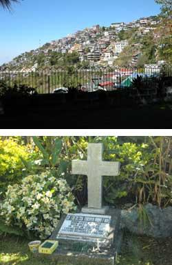 シスターテレジア海野の墓参