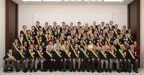 東京蒲田ロータリークラブ創立30周年式典