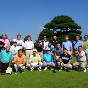 蒲田RCゴルフ同好会コンペ開催