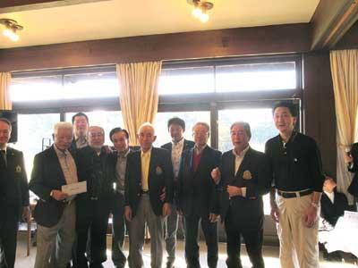 京浜グループゴルフ予選会